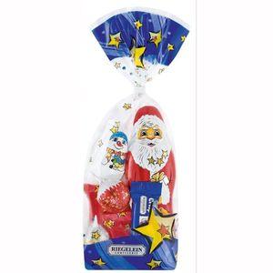 Riegelein Weihnachts Mischbeutel aus Vollmilchschokolade 150g