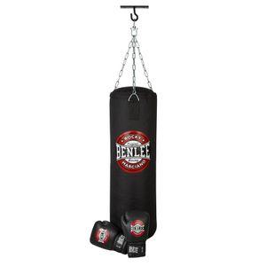 BENLEE Rocky Marciano Boxsack-Set Herren Schwarz