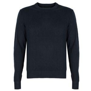 """Calvin Klein Pullover """"Cashmere Blend"""" -  J30J309543 - Blau -  Größe: L(EU)"""