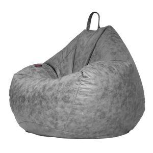 1 Stück Bean Bag Cover (ohne Füllung) , 1 Stück Innentasche (ohne Füllung) Gray_S wie beschrieben