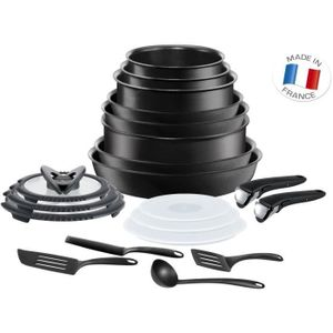 TEFAL - INGENIO PERFORMANCE - L6547802 - Kochgeschirrset 20 Stück