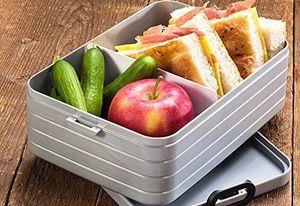 Mepal Lunchbox Take a Break XL Silber