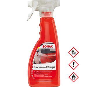Sonax Cabrio Verdeck Reiniger für Stoff und Kunststoff 500ml