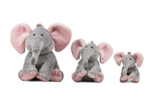 Schaffer Plüschtiere Elefant Baby-Sugar rosé 19 cm