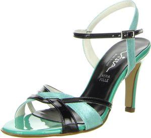 Vista Damen Sandaletten mehrfarbig, Größe:36, Farbe:Mehrfarbig