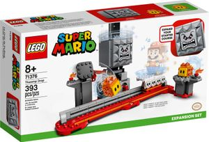 LEGO Super Mario Fallender Steinblock – Erweiterungsset - 71376, Bausatz, Junge/Mädchen, 8 Jahr(e), 393 Stück(e), 513 g