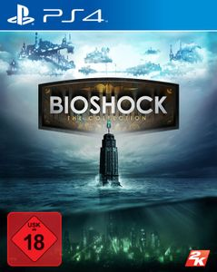 BioShock - The Collection - Konsole PS4