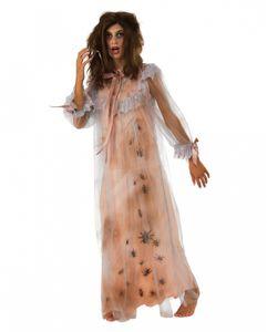 Halloween Nachthemd mit Ungeziefer Print als Halloween Kostüm Größe: ML