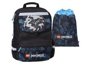 NINJAGO REBOOTED - Starter PLUS Schoolbag Set