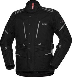 IXS X-Tour Powells-ST Damen Textiljacke Farbe: Schwarz, Grösse: M