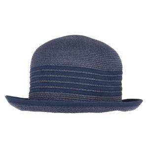 Seeberger Stroh-Hut Blau, 99-Ohne Größen:-, Color:grau