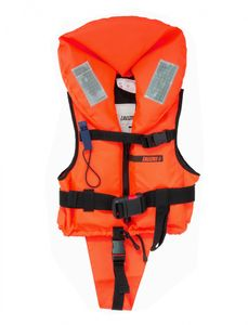 Lalizas - Rettungsweste 100N, 10 - 20 kg, Kinderrettungsweste