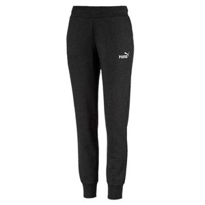 Puma Jogginghose Damen ESS Sweat Pants, Farbe:Hellgrau, Damen Größen:36