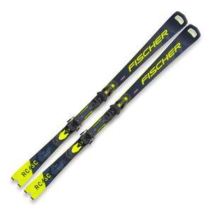 Ski Fischer RC4 Worldcup SC MT Modell 2021 + Bindung RC4 Z12 Powerrail, Länge:165cm