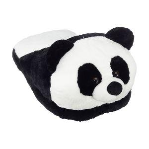 XXL Panda Fußwärmer