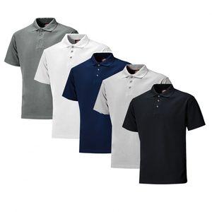 Dickies Hemd / T-Shirt Polo-Shirt Grey-S