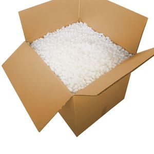 Verpackungschips - Maisflips - Füllmaterial - 150 L - kompostierbar - im Karton