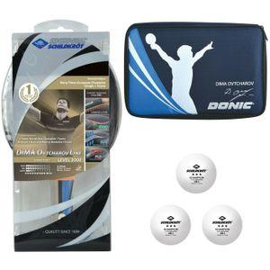 Donic Tischtennis Set Ovtcharov 3000 | Tischtennisset TT Tabletennis