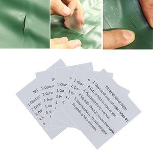 5-teilige Zeltreparaturpaste Wasserdichtes Reparaturpflaster Schwimmring-Reparaturkleber