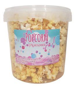 Süßes Popcorn | frisch hergestellt | Bremerhavener Manufaktur | 2,5 L