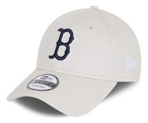 New Era - MLB Boston Red Sox League Essential 9Forty Strapback Cap - Beige : Beige One Size Farbe: Beige Größe: One Size