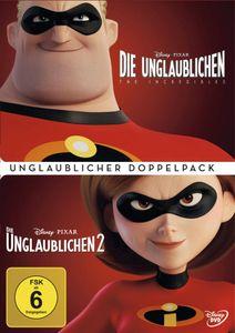Die Unglaublichen 1+2 Doppelpack [DVD]