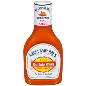 Sweet Baby Ray's - Buffalo Wing Soße - 473ml