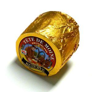 Tete de Moine Käse Reserve 800g ganzer Laib für Girolle
