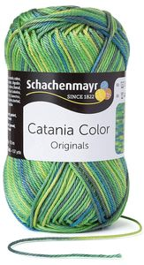 wiese color - Farbnr. 00206 - Catania Color - 100% Baumwolle - Schachenmayr
