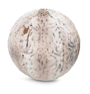 MAGMA Heimtex SITTING BALL  SB65F02  65cm; SCHNEELUCHS SKINS