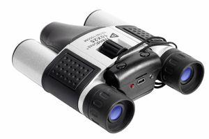 Technaxx TrendGeek Fernglas TG 125, Integrierte Kamera mit 1,3 Megapixel für Foto- und Videoaufnahmen