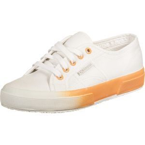 Superga 2750-COTW Gradient Sneaker Damen Erwachsene weiß / orange 39 EU - 5.5 UK - 8 US