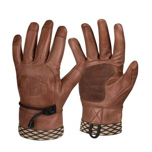 Helikon-Tex Woodcrafter Handschuhe Fingerlinge U.S. Brown L