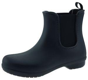 Crocs Freesail Chelsea Boot Women black/black, Größe:34/35