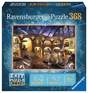 RAVENSBURGER Kinderpuzzle EXIT Puzzle Kids Im Naturkundemuseum 368 Teile