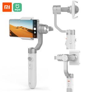 Xiaomi Mijia Handheld Gimbal Stabilizer 3 Achsen Smartphone Gimbal 5000mAh Akku fuer Action Kamera Handy SJYT01FM