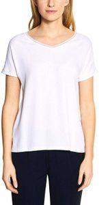 Street One Damen T-Shirt A314631 White