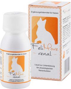 FeliMove renal - Liquid zur Unterstützung der physiologischen Nierenfunktion