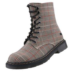 Dockers by Gerli Damen 45TS201-700301 Mode Stiefel Dessert Boots Combat Boot, Größe:EUR 41