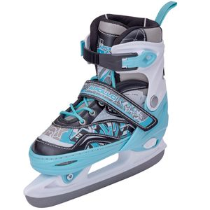 Apollo Ice Skates X-Pro - Schlittschuhe Mint/Schwarz- Größe M (35-38)