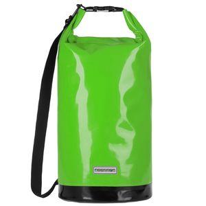 Wasserdichter Seesack Packsack 20 Liter - grün - 20 Liter   Grün