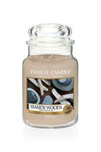 Yankee Candle Seaside Woods Große Kerzen im Glas 623g