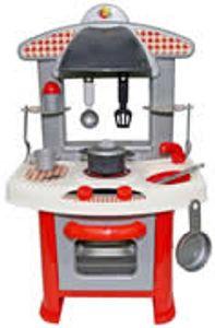Coloma Kinderküche Jana Spielküche Kinderspielküche mit Backofen und Zubehör
