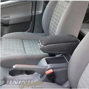 Armlehne Mittelarmlehne MAL PASSFORM für VW Golf 5 V / Jetta 5 Textilbezug