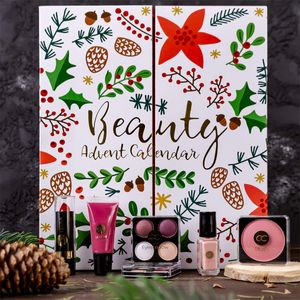 Accentra Beauty Adventskalender Für Frauen Mit 24 Make-Up, Kosmetik Und Accessoires Produkten Für Eine Abwechslungsreiche Und Stylische Adventszeit