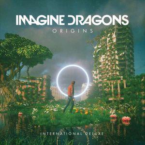Imagine Dragons - Origins (International-Deluxe-Edition) -   - (CD / Titel: H-P)