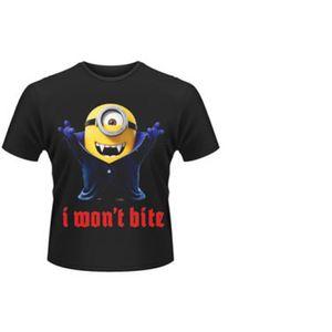 Minions T-Shirt I Wont Bite Größe XL