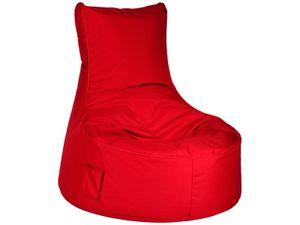 Sitzsack Swing Scuba 95 x 90 x 65 cm,  Rot Swing