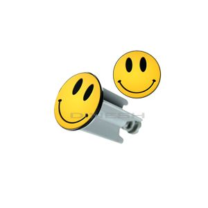 Waschbeckenstöpsel Abflussstöpsel Stöpsel Waschbecken Abfluss Stopfen Bad WC smile