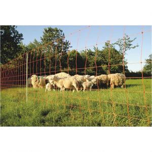 Euro Netz Extra 90/2 50 m Schafe Ziegen Lämmer Weidezaun